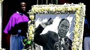 Zimbabwe ex-president Robert Mugabe buried in his native village [Video]