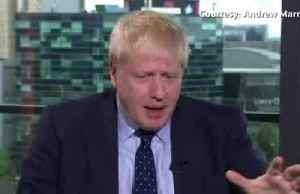 UK PM Johnson says he will not resign [Video]