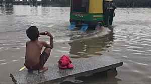 Dozens die in north India floods, thousands evacuated [Video]