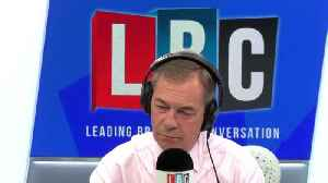 Alistair Campbell Tells Nigel Farage: 'Dominic Cummings Goes Out Of His Way To Attract Attention' [Video]