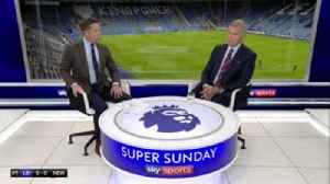 Souness: Newcastle threw in the towel [Video]