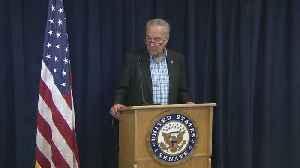 Sen. Chuck Schumer Calls For Universal Gun Background Checks [Video]