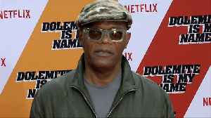 "Samuel L. Jackson ""Dolemite Is My Name"" Los Angeles Premiere [Video]"