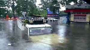 Dozens dead as heavy rains trigger floods in India [Video]