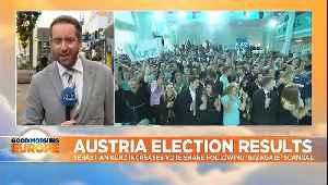 Who will Austria's Sebastian Kurz choose as coalition partner? [Video]
