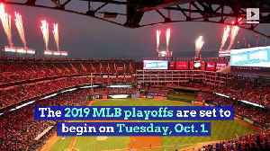 2019 MLB Postseason Preview [Video]