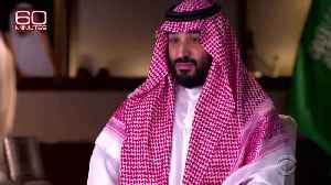 MBS denies ordering Khashoggi killing [Video]