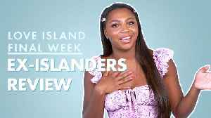 Samira Mighty reveals which Love Island 2019 couples she thinks will stay together [Video]