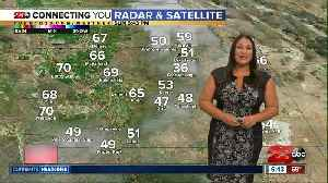 Unseasonably cool temperatures expected through Tuesday [Video]