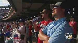 Rangers Fans Remember, Reflect On Memories During Final Game At Globe Life Park [Video]