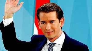 Austria's Sebastian Kurz wins election, projections show [Video]