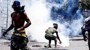 Haiti protests: Calls for President Jovenel Moise to resign [Video]