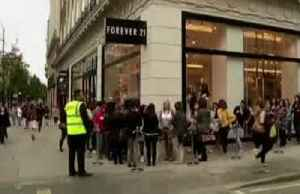 Fashion chain Forever 21 files for bankruptcy [Video]