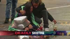Emotional Vigil In Wake Of Shooting That Killed Enzo Herrera [Video]
