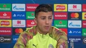 Rodri: I am learning from Fernandinho [Video]