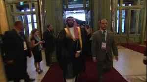 Crown Prince denies hit on journalist in US interview [Video]