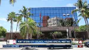 Fort Myers city council to discuss new home for Fort Myers Police [Video]