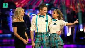 Strictly Dance Off Claims Its First Victim [Video]