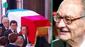 Thousands Mourn Former French President Jacques Chirac [Video]