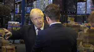 Johnson insists row over his personal life will not overshadow Tory conference [Video]