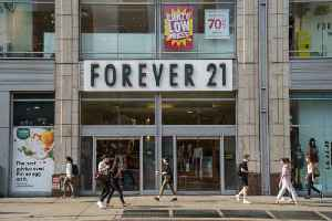 Forever 21 Files for Bankruptcy [Video]
