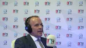 Dominic Raab Tells LBC He Hopes Parliament Is Prorogued Again [Video]