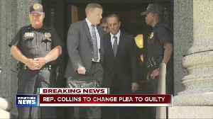 Rep. Collins to change plea to guilty [Video]