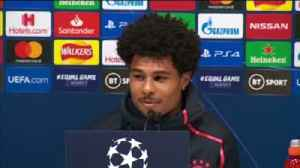 Gnabry unfazed by prospect of Spurs boos [Video]