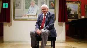 Sir David Attenborough Tipped As Nobel Peace Prize Contender [Video]