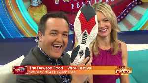 The 'Dawson Food And Wine Festival' [Video]