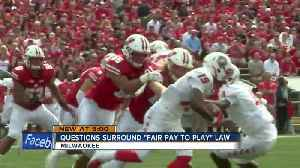 News video: 'Fair Pay to Play' act in California lets college athletes to hire agents, take endorsements