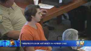 Fort Worth Native Brandon Theesfeld Pleads 'Not Guilty' To Capital Murder [Video]