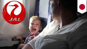Japan Airlines unveils seat map to avoid annoying crying babies [Video]