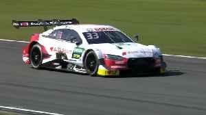 Audi Track talk - René Rast about the Hockenheimring [Video]