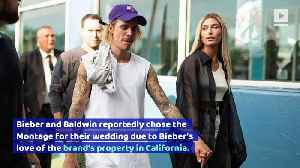 Justin Bieber and Hailey Baldwin Marry for Second Time [Video]