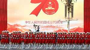 China celebrates 70 years of communist rule [Video]