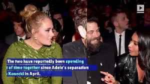 Romance Rumors Emerge Between Adele and Longtime Friend Skepta [Video]