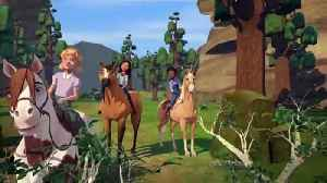 SPIRIT RIDING FREE - Pony Tales Trailer [Video]