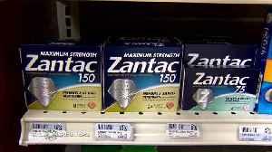 CVS pulls Zantac over cancer fears [Video]