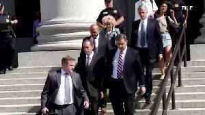 Rep. Collins resigns seat ahead of guilty plea [Video]