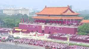 Xi Jinping says 'no force' can stop China [Video]