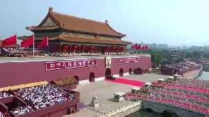 China flexes military muscle on 70th anniversary [Video]