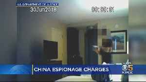 Hayward Man Accused Of Giving Classified U.S. Information To China [Video]