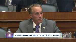 News video: Congressman Chris Collins to plead guilty, resign