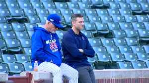 Theo Epstein On End Of Cubs' Season, Maddon Departure [Video]