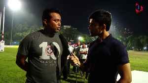Leander Paes Reflects on Sporting Past at CC&FC [Video]