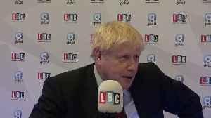 Boris Johnson: Controversies An Attempt To Delay And Stop Brexit [Video]
