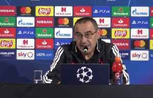 Juve's Sarri wary of Leverkusen's Kai Havertz in Champions League clash [Video]