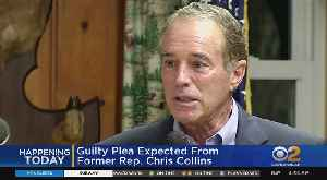 News video: Rep. Collins To Plead Guilty To Insider Trading