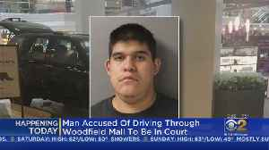 Man Accused Of Plowing SUV Through Woodfield Mall, To Appear In Court [Video]